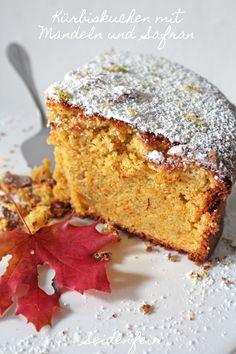 seidenfeins Blog vom schönen Landleben: Kürbiskuchen und so weiter .... * pumpkin cake