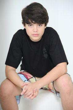 Gabriel repórter teen do Cineplaneta