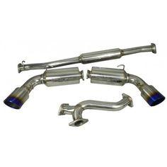 Injen Exhaust Scion FRS/Subaru BRZ (2013) SES1230TT