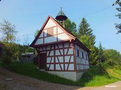 Leutkirch im Allgäu-Friesenhofen, Kapelle (Ravensburg) BW DE