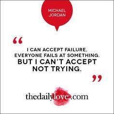 Visual Inspiration: Everyone Fails At Something
