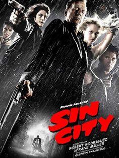 "Frank Miller and Robert Rodriguez's ""Sin City"" ('05)"