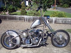 Custom Bobber $16,500.00 Completed Single Color