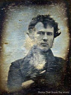 20. World's First Photograph (1839)