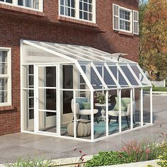Looking for a greenhouse kit instead of building your own one? Here you will definitely find the perfect greenhouse for your backyard! Patio Pergola, Pergola Shade, Pergola Plans, Pergola Kits, Backyard Patio, Pergola Ideas, Pergola Cover, Pergola Swing, Patio Roof