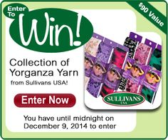 Enter to win the Yorganza Ribbon Giveaway from Sullivans! #yourDIYxmas