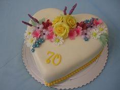 na 70 - ku, Inšpirácie na originálne torty Narodeninové torty