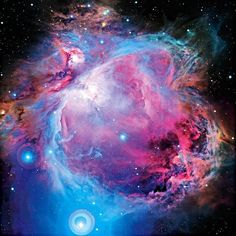 Gorgeous image of the Orion Nebula taken by the CFHT!