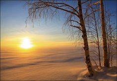 Winter day ... by Valtteri Mulkahainen, via 500px