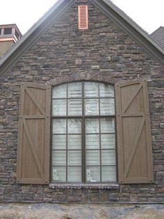 rustic shutters | Rustic Shutters - Custom Exterior Designs ...