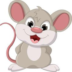 Illustration of cute mouse cartoon posing vector art, clipart and stock vectors. Cartoon Sketches, Cartoon Pics, Cartoon Art, Cartoon Characters, Art Drawings For Kids, Animal Drawings, Clipart, Mouse Pictures, Mickey Mouse Wallpaper