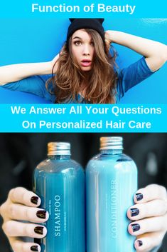 Why Everyone is Raving About This Customized Hair Care Natural Hair Care, Natural Hair Styles, Hair Quiz, Growing Your Hair Out, Diy Hair Mask, Hair Care Tips, Hair Journey, Grow Hair, Hair Looks