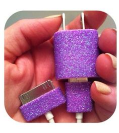 Glitter charger