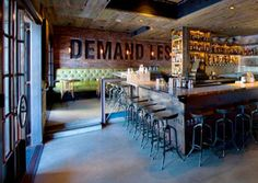 Food & Wine picks the 50 best bars in the US - there are a ton in SF, time to move to the bay area!!!