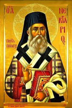 """Saint Nektarios On The Inviolability of Free Will. """"If anyone would come after me, let them deny themselves, take up their cross and follow me""""  (Matth. 16, 24).              """"Human free will is sacrosanct"""". This saying demonstrates the profundity of our moral freedom. The Saviour invites people to follow Him and then leaves us free to decide this most important question for ourselves: to follow Him or turn against the way of God... Read more..."""