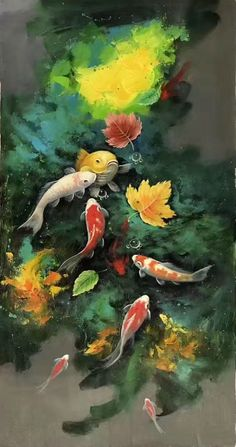 """Chinese style high quality Sitting-room Wall Home oil painting handpainted on canvas Art Decor""""carp""""Unframed-05 by OilPaintingArt *Materials: Canvas *Brand new without frame *Size:60x120CM(23.6""""x47.2"""")-$270*Eco-friendly/Green product *MOQ: 1 Pieces *OEM designs and orders are welcome *Ideal for decoration purposes *Customized logos and packaging ways are welcomeif you want other sizes please contact me. There is no frame. Contact me if you need it framed! Tracking number will be emailed to…"""