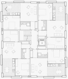 Die 25 Besten Bilder Von Grundrisse Wohnungsbau In 2019 House