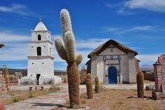 Putre, Arica Region, Chile.