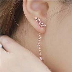 Korean style earring  Super cute Jewelry Earrings