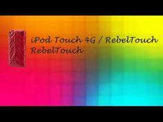 SwitchEasy RebelTouch iPod Touch 4G Preta e Branca