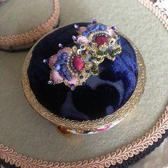 #details #детали #hautecouture #embroidery #process #juliavysokova #вышивка #авторскаяработа #handmade #handembroidery