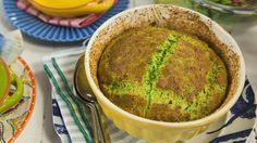 Suflê de espinafre: receita da Rita Lobo - Receitas - GNT