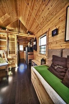 Snohomish Tiny Tack House Packs A Lot Into 140 Square Feet | Curbed Seattle