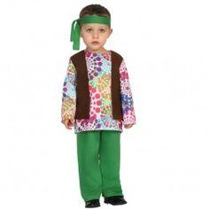 #Disfraz #hippie para niño #disfraces originales y #baratos para tus fiestas en #mercadisfraces.es tu tienda de #disfraces #online