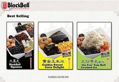 Check out this! Dessert Lover Favorite!  Visit Blackball MOPromo Page at http://moxian.com/mopromo/blackball