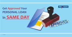 Apply for fast approval personal loans with Yes Bank at attractive interest rates. Get Approvals within one day. Just give a missed call 08040751615 or Visit online at http://bit.ly/2coxa7Y