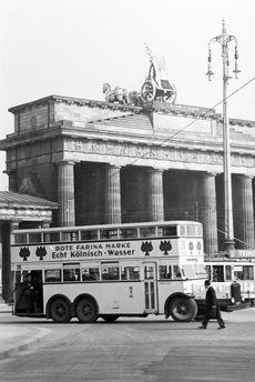 Hindenburgplatz Berlin 1930er