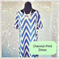 How cute is this @shopjade Chevron Dress?!?!?
