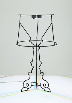 Kartell Goes Bourgie The iconic lamp is re-imagined by 14 designers for its 10th anniversary