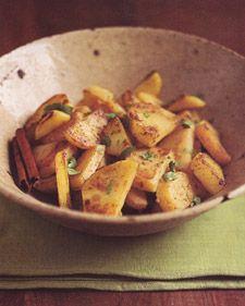 lemon scented potatoes all purpose potatoes like yukon gold work well ...