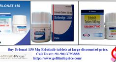 Erlonat 150 Mg tablet active salt name is Erlotinib 150 tablets buy at inexpensive price generic Tarceva Erlotinib 150 tablets mfd by Natco pharma company is a very effective cancer treatment medicine. Buy Erlotinib 150 Mg tablets anti cancer (Chemotherapy) drugs at huge discounted cost from Natco dealer Anti cancer drugs exporter  Call us at: +91-9013793888, Email Id: payquickway@gmail.com, QQ Mail: 1523458453@qq.com.