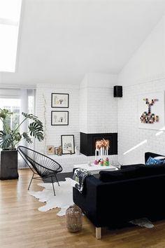 MARQ / propuesta / ladrillo pintado de blanco