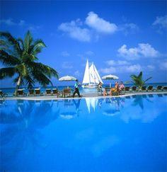 Meeru island resort Swimming-Pool