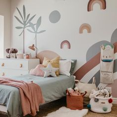 The beautiful Wren Abstract Wallpaper Mural is one of my favourites. It makes the perfect story feature wall. Our wall murals are created to bring fun and creativity into your spaces. Girls Bedroom, Bedroom Decor, Girl Toddler Bedroom, Dream Bedroom, Big Girl Rooms, Room Inspiration, Interior Design, Home Decor, Bubble Wrap