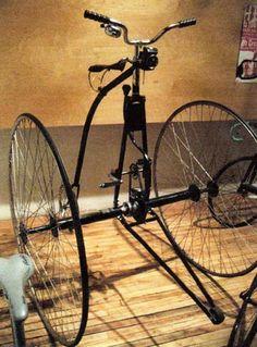 ★ Bicycle Custom 3-wheeler