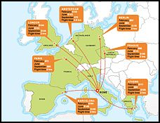 Europe: Make It a Multicity Trip | Travel Deals, Travel Tips, Travel Advice, Vacation Ideas | Budget Travel