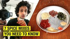 7 Spice Mixes Every Cook Needs To Own ! MUNDUS AROMATICUS