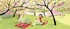Spring in Paris by Dominique Corbasson
