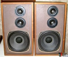 speakers radio shack. vintage japan radio shack realistic nova 7b speakers