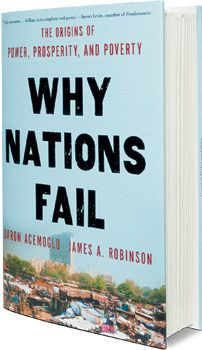 why nations fail chapter 5 'why nations fail': can elites choke american prosperity writer  chapter & verse 'why nations fail': is egypt's new democracy real or a sham print/reprints.