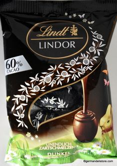 Whenever, wherever you enjoy Lindt Lindor - it is a magical moment. When the fine chocolate shell breaks, the infinitely smooth filling seduces your senses and gently carries you away - a moment of pure chocolate happiness. Easter Eggs, Milka Chocolate, Easter Chocolate, Lindt Lindor, Chocolate Shells, Easter Colors, Easter Candy, All Brands