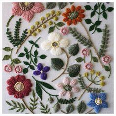 6,962 отметок «Нравится», 30 комментариев — ⚪ (@handmade.embroidery) в Instagram: «@yumikohiguchi #embroidery #handembroidery #embroider #embroidered #embroideryart #handmade…»