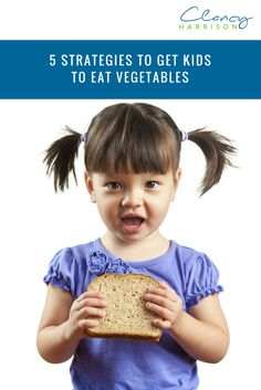 5 Strategies to Get Kids to Eat Vegetables Eating more veggies doesn't have to be difficult, stressful, or hard! Food should be FUN and produce is not an exception. Below are 5 Strategies to …
