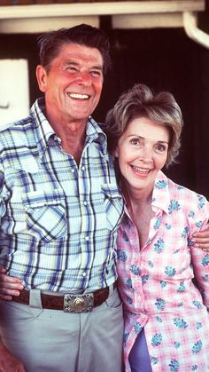 The Reagan's marriage could have been just another Hollywood union, but instead it became one of the great love stories of the 20th century. Ronald and Nancy Reagan were both professional actors when they married in 1952—but politics beckoned and led them first to the governor's mansion in California and then to the White House, where they served two terms as president and first lady.