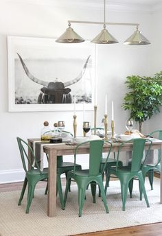 » I SPY DESIGNS | Dining Room Makeover