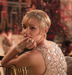 The Great Gatsby Hair Designer on Styling 300 Extras and Staying True to the 1920s